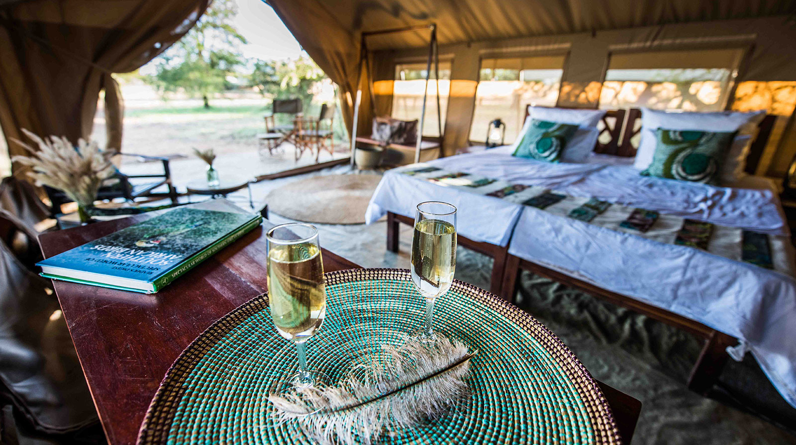 Ronjo Camp - Comfortable accommodation